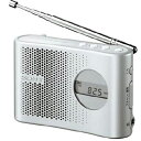 【送料無料】SONY FM/AM PLLシンセサイザーハンディーポータブルラジオ シルバー ICF-M55 S [ICFM55S]【KK9N0D18P】