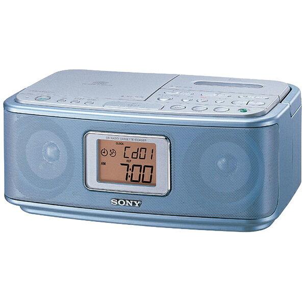 【送料無料】SONY CDラジカセ ブルー CFD-E501L [CFDE501L]【KK9N0D18P】