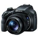 【送料無料】SONY デジタルカメラ Cyber-shot ブラック DSC-HX400V B [DSCHX400VB]【RNH】