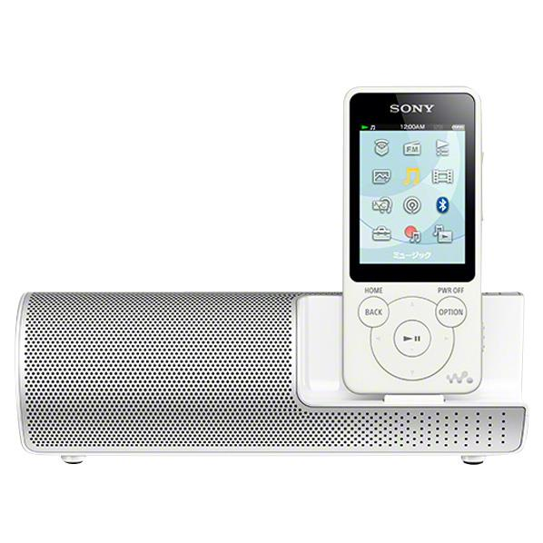 【送料無料】SONY デジタルオーディオプレーヤー(8GB) ウォークマン ホワイト NW…...:edion:10190981