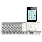 【送料無料】SONY デジタルオーディオプレーヤー(8GB) ウォークマン ホワイト NW-S14K W [NWS14KW]【KK9N0D18P】【1021_flash】