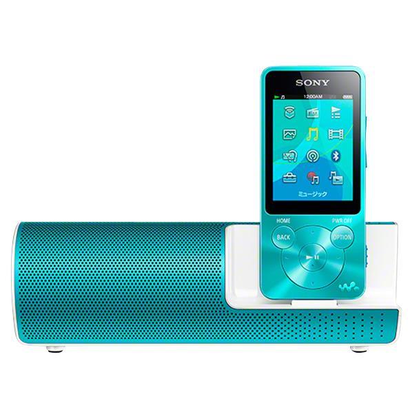 【送料無料】SONY デジタルオーディオプレーヤー(8GB) ウォークマン ブルー NW-…...:edion:10190982