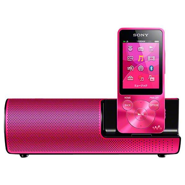 【送料無料】SONY デジタルオーディオプレーヤー(8GB) ウォークマン ビビッドピンク…...:edion:10190983