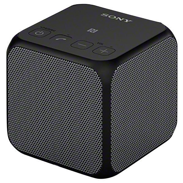 【送料無料】SONY ワイヤレスポータブルスピーカー ブラック SRS-X11 B [SRSX11B]【KK9N0D18P】