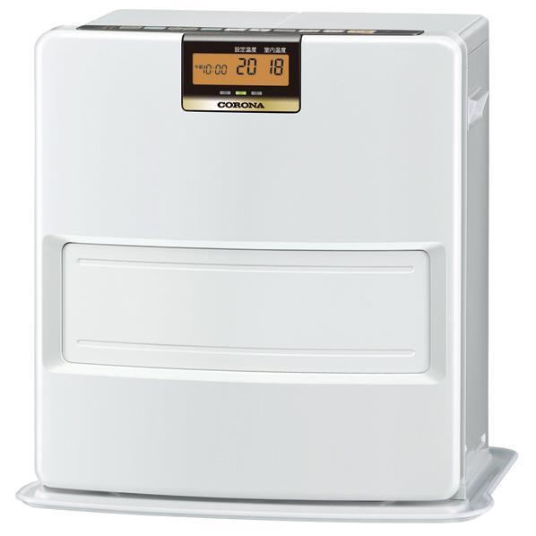 【送料無料】コロナ 石油ファンヒーター パールホワイト FH-VX3615BY(W) [FHVX3615BYW]