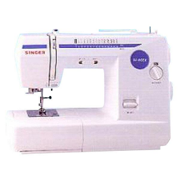 【送料無料】シンガー 電子ミシン SJ80EX [SJ80EX]:エディオン 店【あんしん延長保証対象 オンライン】縫い方おまかせの本格派。