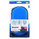 ゲームテック PS Vitaシリーズ用スリムEVAポーチV2 ブルー VF1599 [VF1599]
