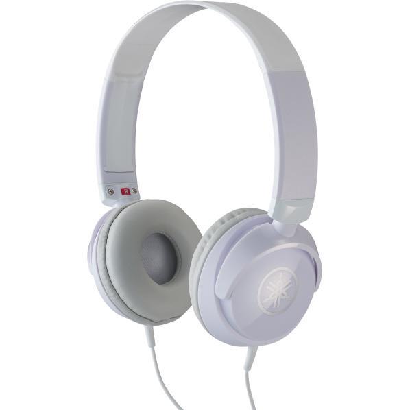 ヤマハ楽器用ヘッドフォンホワイトHPH-50WH[HPH50WH]
