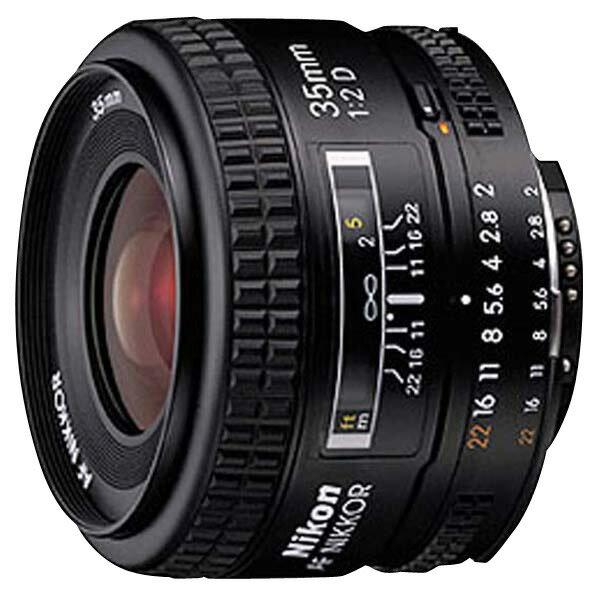 ニコン AI AF Nikkor 35mm f/2D