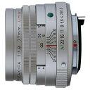 PENTAX 中望遠レンズ smc PENTAX-FA77mmF1.8 Limited シルバー FA77F1.8LMT FA77F1.8LMT