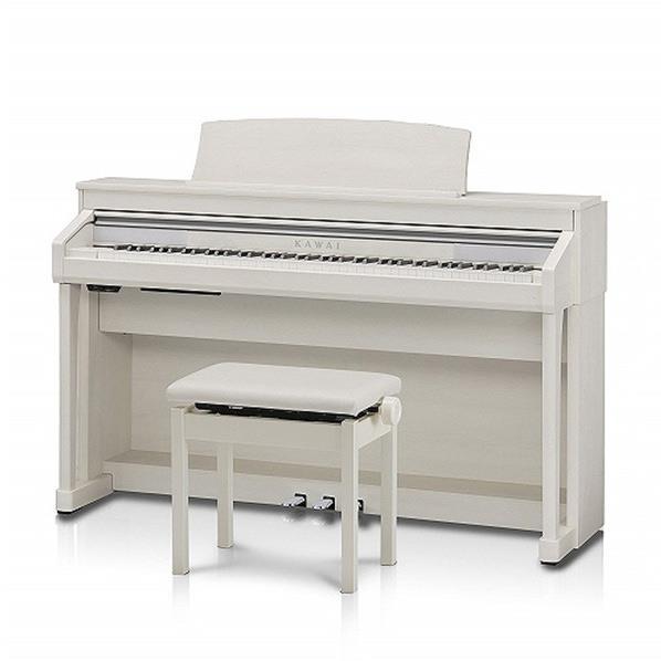 【送料無料】【標準設置が今なら1円!】河合 電子ピアノ プレミアムホワイトメープル調 CA67A [CA67A]【KK9N0D18P】【0722retail_coupon】