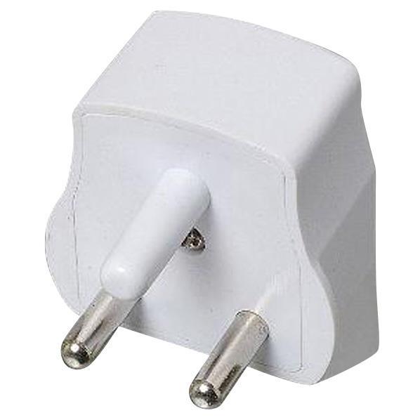 ヤザワ 海外用電源プラグB3タイプ ホワイト HP7 [HP7]