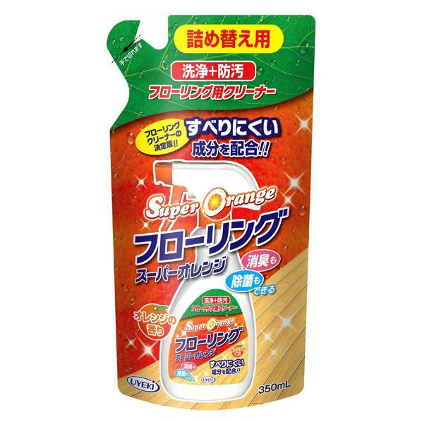 UYEKI スーパーオレンジ フローリング 詰替...の商品画像