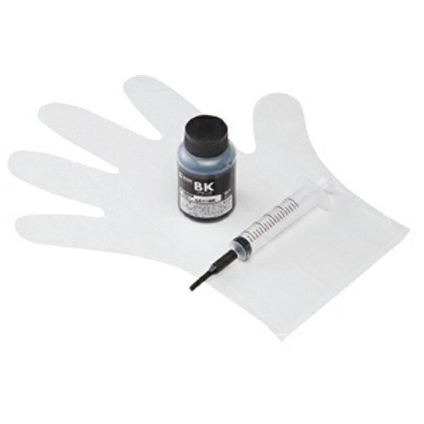 サンワサプライ つめかえインク(顔料黒・60ml) INKLC11BK60S [INKLC11BK60S]