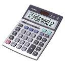 【送料無料】カシオ デスク型電卓 DS-12WT-N [DS12WTN]【KK9N0D18P】