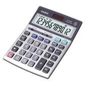 【送料無料】カシオ デスク型電卓 DS-12WT-N [DS12WTN]【KK9N0D18P】【1201_flash】【10P03Dec16】