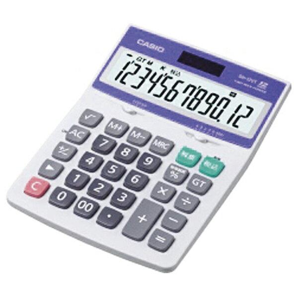 カシオ 電卓 DH-12VTN [DH12VTN]の商品画像