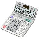 カシオ 特大表示電卓 12桁 マルチ換算タイプ DF-120GTN [DF120GTN]