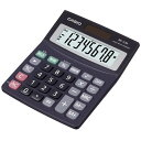 カシオ 電卓 MS-7LBK-N [MS7LBKN]【KK9N0D18P】【10P03Dec16】