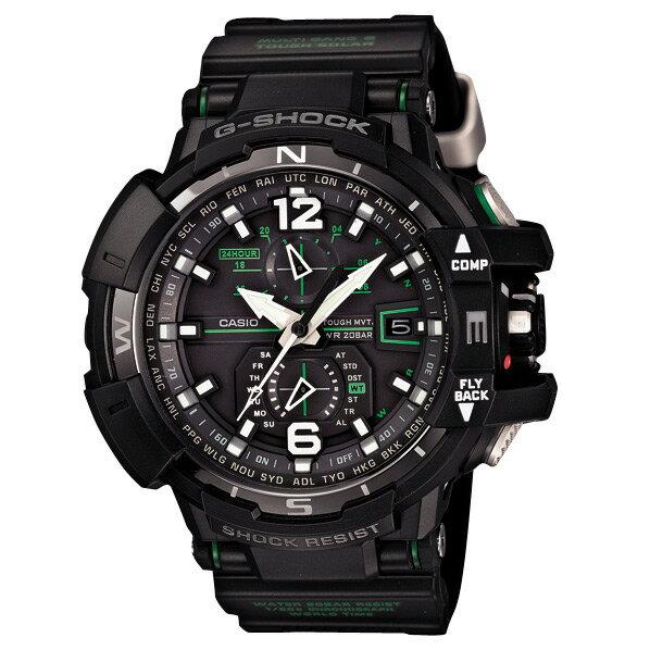 ソーラー電波腕時計 G-SHOCK SKY COCKPIT GW-A1100-1A3JF
