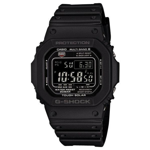 ソーラー電波腕時計 G-SHOCK GW-M5610-1BJF