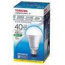 東芝 LED電球 E26口金 全光束485lm(5.6W一般電球タイプ 下方向タイプ) 昼白色相当 E-CORE LDA6N-H [LDA6NH]