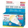 東芝 LED電球 E17口金 全光束250lm(3.7W小形電球タイプ) 電球色相当 E-CORE LDA4L-H-E17/S [LDA4LHE17S]