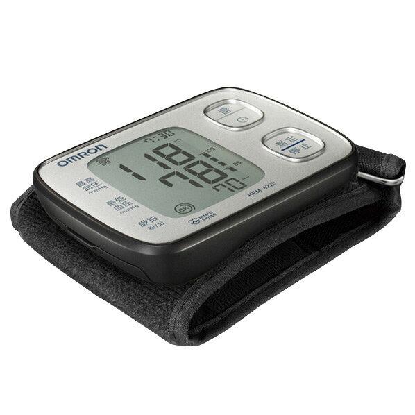 【送料無料】オムロン デジタル自動血圧計 シルバー HEM-6220-SL [HEM6220SL]