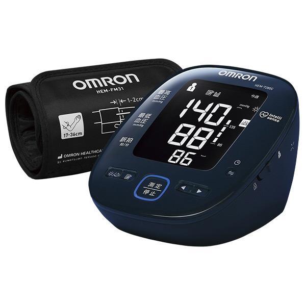 【送料無料】オムロン 上腕式血圧計 HEM-7280C [HEM7280C]【1102_flash】