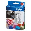 ブラザー インクカートリッジ ブラック LC111BK [LC111BK]【SPOA】【10P03Dec16】