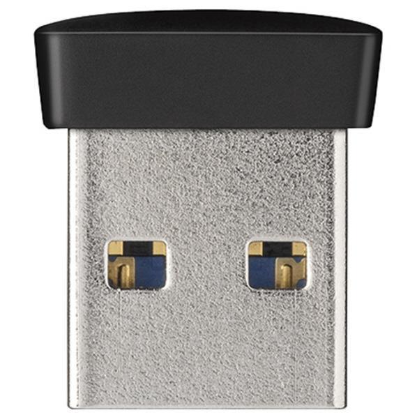 BUFFALO USB3.0対応 マイクロUSBメモリー(8GB) ブラック RUF3-PS8G-BK [RUF3PS8GBK]【KK9N0D18P】