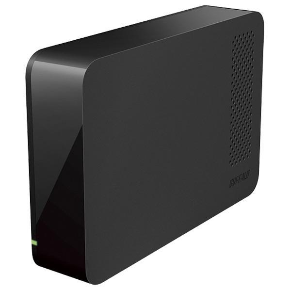 【送料無料】BUFFALO USB3.0用 外付けHDD(4TB) ブラック HD-LC4.0U3-BKD [HDLC40U3BKD]【KK9N0D18P】