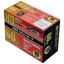 磁気研究所 カセットテープ(10本入り) Hi DiSC HDAT60N10P2 [HDAT60N10P2]