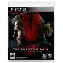 【送料無料】コナミデジタルエンタテインメント METAL GEAR SOLID V: THE PHANTOM PAIN【PS3】 VT075J1 [VT075J...