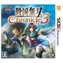 【送料無料】コーエーテクモゲームス 戦国無双 Chronicle 3【3DS専用】 CTRPBC4J [CTRPBC4J]