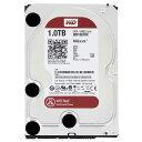 【送料無料】WESTERN DIGITAL 内蔵型 1TB HDドライブ WD Red WD10EFRX [WD10EFRXC]
