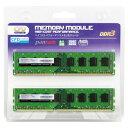 【送料無料】CFD デスクトップ用PCメモリ(8GB×2) Panram W3U1600PS-8G [W3U1600PS8G]