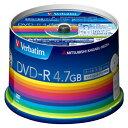 Verbatim データ用DVD-R 4.7GB 1-16倍...