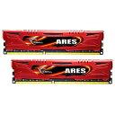 【送料無料】GSKILL デスクトップ用DDR3メモリ(8GB×2) Ares F3-1600C9D-16GAR [F31600C9D16GAR]【1201_f...