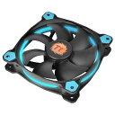 Thermaltake CPUクーラー Riing 12 ブルー CL-F038-PL12BU-A [CLF038PL12BUA]