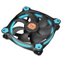 Thermaltake CPUクーラー Riing 14 ブルー CL-F039-PL14BU-A [CLF039PL14BUA]
