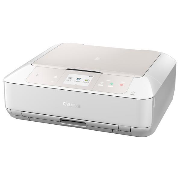 【送料無料】キヤノン インクジェットプリンター PIXUS ホワイト MG7730WH [MG7730WH]【KK9N0D18P】【1102_flash】【SPMR】