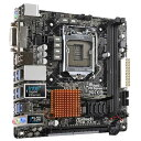 インテルZ170チップセットを搭載するMini-ITXマザーボード。