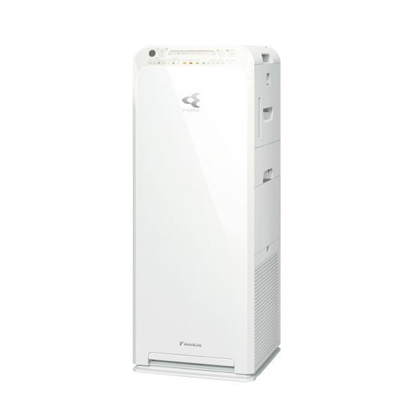 【送料無料】ダイキン 加湿空気清浄機 Kual ホワイト MCK55SE3-W [MCK55SE3W]
