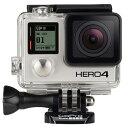 【送料無料】GoPro ウェアラブルカメラ HERO4 ブラックエディション アドベンチャー CHDHX-401-JP [CHDHX401JP]【KK9N0D1...