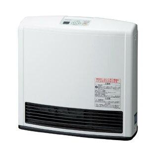 大阪ガス ガスファンヒーター シンプルモデル ホワイト