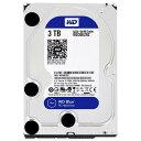 【送料無料】WESTERN デスクトップ用3.5インチ型ハードディスクドライブ(3TB) WD Blue WD30EZRZ-RT [WD30EZRZRTC]【1...