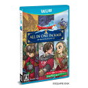 スクウェア・エニックス ドラゴンクエストX オールインワンパッケージ【Wii U専用】 WUPPBDQJ [WUPPBDQJ]