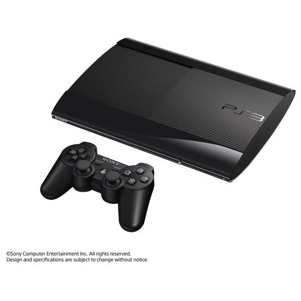 【送料無料】SCE PlayStation 3 チャコール・ブラック 500GB CECH…...:edion:10186303