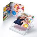 サンワサプライ フォト光沢CD・DVDケースカード(見開き) JP-INDGK2N [JPINDGK2N]